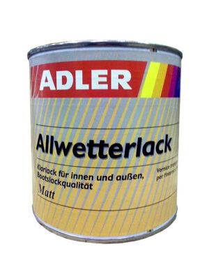 ADLER Allwetterlack бесцветный лак
