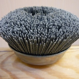 Щетка, зерно 80, 120