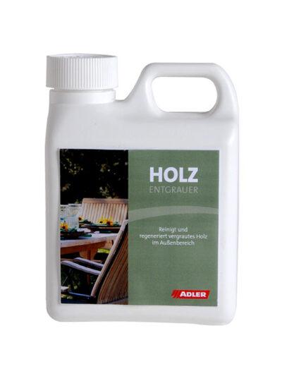 средство для очистки древесины Holzentgrauer