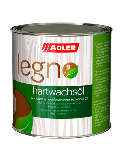 ADLER Legno-Hartwachsol масло