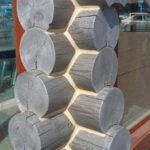 Эффект металлик Pullex Silverwood