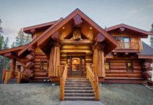 Деревянный дом, защита деревянного фасада