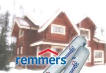выбрать герметик для деревянного дома remmers