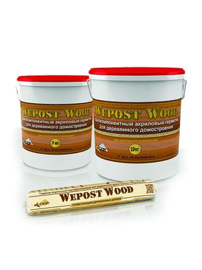 Wepost Wood акриловый герметик